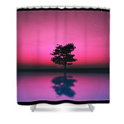 Purple Sky... Shower Curtain