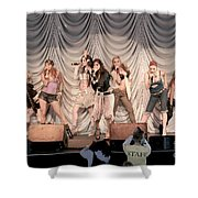 Pussycat Dolls Shower Curtain