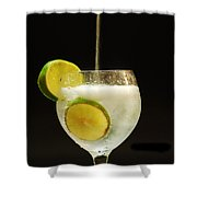 Putting Tonic Shower Curtain