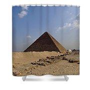 Pyramids Of Giza 30 Shower Curtain