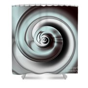 Pythagore Shower Curtain