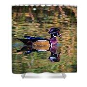 Quack Shower Curtain