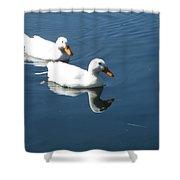 Quackers Shower Curtain