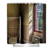 Quarry Hospital Shower Curtain
