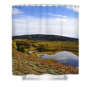 Quartz Lake Recreation Area Shower Curtain