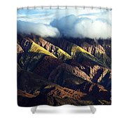 Quebrada De Humahuaca Argentina 4 Shower Curtain