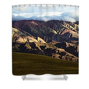 Quebrada De Humahuaca Argentina 5 Shower Curtain