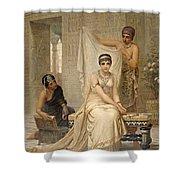 Queen Esther Shower Curtain