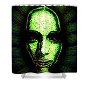 Queen Of The Nile Shower Curtain