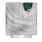 Query Climb Shower Curtain
