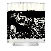 Quest For Life Shower Curtain