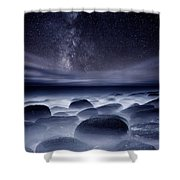 Quest For The Unknown Shower Curtain by Jorge Maia