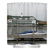 Quiettime At The Lake Shower Curtain