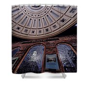 Quincy Market Shower Curtain