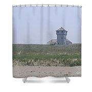 Race Point  Shower Curtain