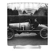 Racecar, 1922 Shower Curtain