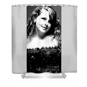 Rachel Rachel Shower Curtain