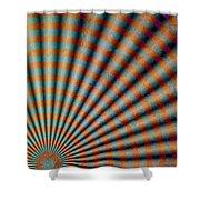 Radiant 2 Shower Curtain