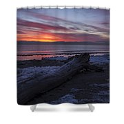 Radiant Rise Shower Curtain