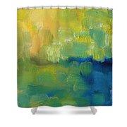 Rain 2 Shower Curtain