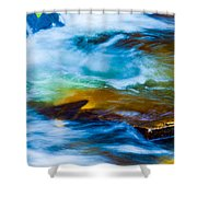 Rainbow Dreams Shower Curtain