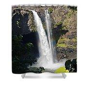 Rainbow Falls IIi Shower Curtain