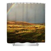 Rainbows End Shower Curtain