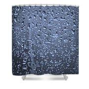 Raindrops On Window I Shower Curtain