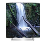 Rainforest Run Off Shower Curtain