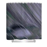 Rainy By Jrr Shower Curtain