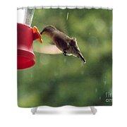 Rainy Day Treat Shower Curtain