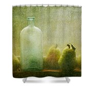 Rainy Days Shower Curtain by Amy Weiss