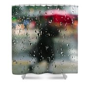 Rainy Morning Shower Curtain
