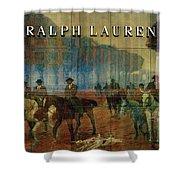 Ralph Lauren Shower Curtain