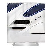 Ram Air Pontiac Shower Curtain