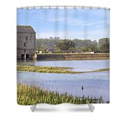 Rance - Bretagne Shower Curtain