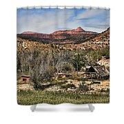 Ranch Shower Curtain