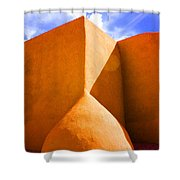 Rancho De Taos IIi Shower Curtain