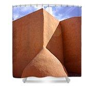 Rancho De Taos Iv Shower Curtain