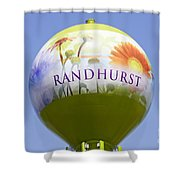 Randhurst Water Tower Shower Curtain