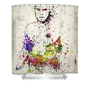 Randy Couture Shower Curtain