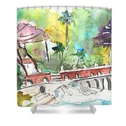 Rapallo In Italy 03 Shower Curtain