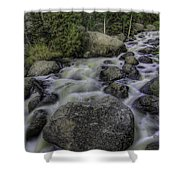 Rapid Change Shower Curtain