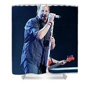 Rascal Flatts 5044 Shower Curtain