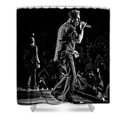 Rascal Flatts 5140 Shower Curtain