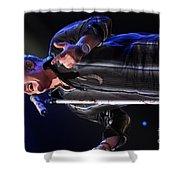 Rascal Flatts - Gary Levox Shower Curtain