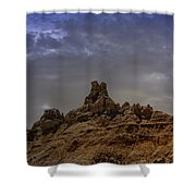 Ravages Of Time And Weather Shower Curtain