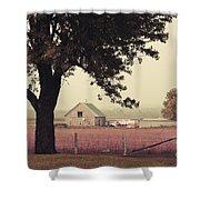 Rawdon's Countrylife Shower Curtain