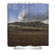 Rawnsley Bluff Shower Curtain