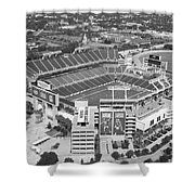 Raymond James Stadium Tampa Shower Curtain